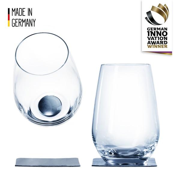Magnet-Kristallglas Longdrink