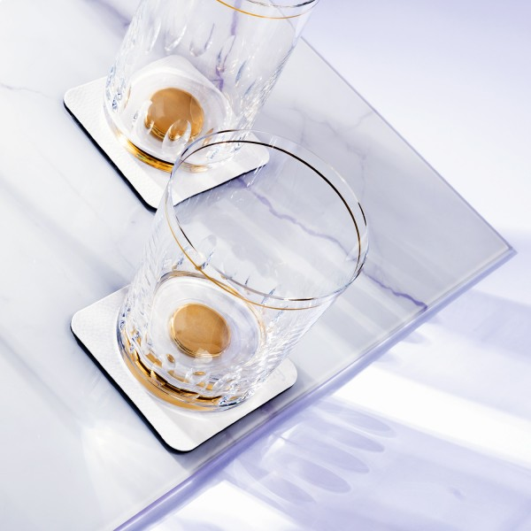 silwy 1/EXKLUSIV Magnetglas Whisky Gold