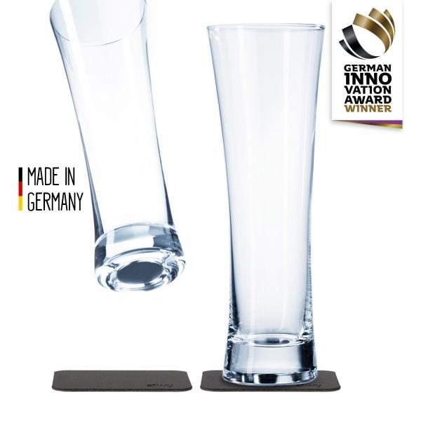 Magnet-Kristallglas BIER
