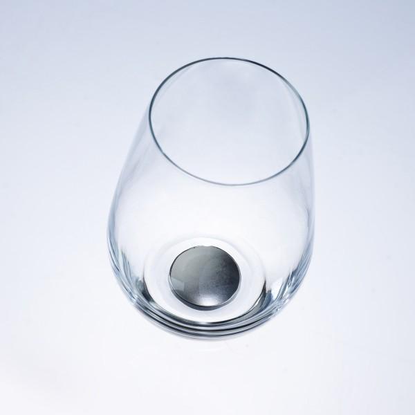 Magnet-Kristallgläser LONGDRINK