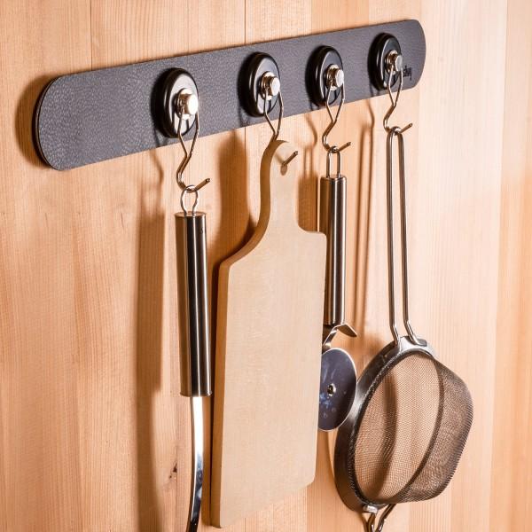 Garderobe / Schlüsselboard / Küchen- und Badleiste (50 cm)