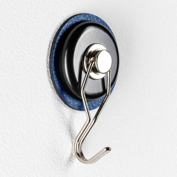 "Magnet-Haken THE ONE inkl. Metall-Nano-Gel-Pad ""BLUE"""