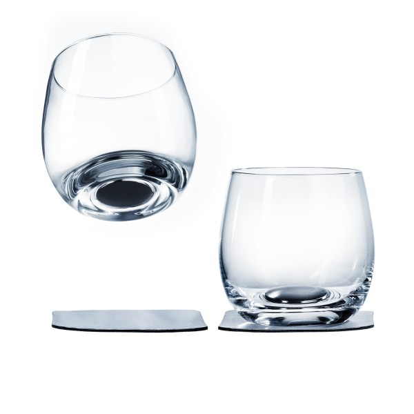 Magnet-Kristallglas Whisky