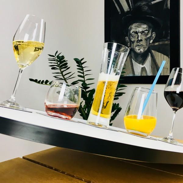 """Geschenkbox """"Herzliche Frische"""" (Wein)"""