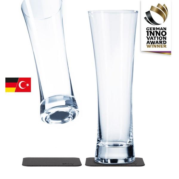 Magnet-Kristallglas BIER-Copy